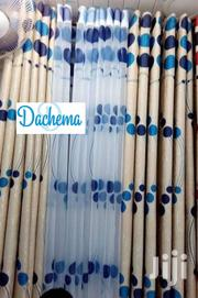Polka Dot Curtain and Matching Sheer | Home Accessories for sale in Nairobi, Nairobi Central