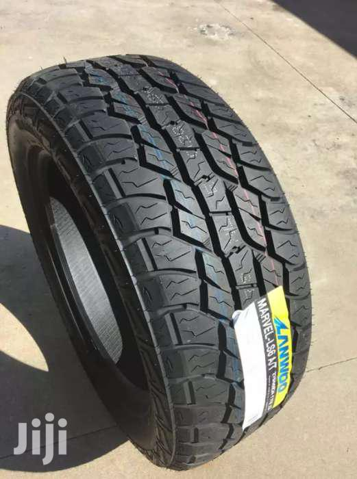275/55/20 Radar Tyre's Is Made In China