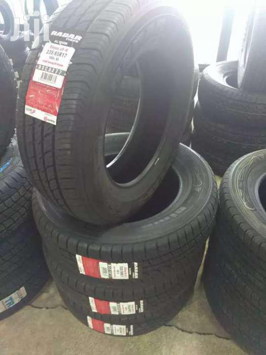 235/65/17 Radar Tyre's Is Made In Indonesia