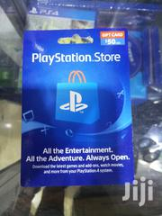 Playstation Network Gift Cards | Video Game Consoles for sale in Nairobi, Nairobi Central
