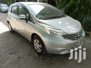 Nissan Note 2012 Silver | Cars for sale in Mombasa, Tudor