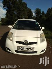 Toyota Vitz 2008 White | Cars for sale in Nyeri, Rware
