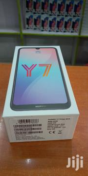 New Huawei Y7 Prime 32 GB Blue   Mobile Phones for sale in Nairobi, Nairobi Central