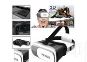 VR Box VR Headset Virtual Reality VR BOX Goggles 3D Glasses Google | Accessories for Mobile Phones & Tablets for sale in Nairobi, Kariobangi South