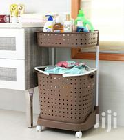 2 Tier Laundry Basket. | Home Accessories for sale in Nairobi, Ngara