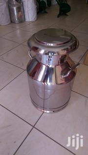Stainless Steel Insulated Milk Can For Camel Milk 20 Liters   Farm Machinery & Equipment for sale in Nairobi, Nairobi South