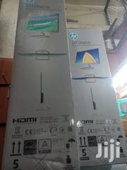 HP 27F 27inches Monitor, Black Color | Computer Monitors for sale in Nairobi, Nairobi Central