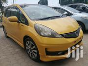Honda Fit 2012 Sport Automatic Yellow | Cars for sale in Mombasa, Shimanzi/Ganjoni