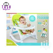 2 IN 1 Toddler Portable Rocker Dining Table Newborn To Toddler | Children's Gear & Safety for sale in Nairobi, Westlands