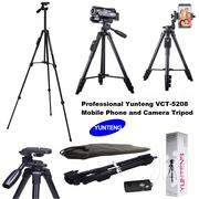 YUNTENG VCT - 5208 Portable Aluminum Alloy Lightweight Tripod | Accessories & Supplies for Electronics for sale in Nairobi, Nairobi Central