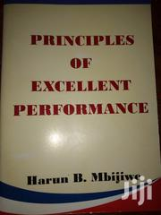 Principle Of Excellent Performance | Books & Games for sale in Meru, Timau