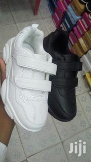 Unisex Sport Shoes(Available In Black And White) | Children's Shoes for sale in Nairobi, Nairobi Central
