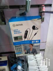 Boya BY-M1 3.5mm Lavalier Condenser Microphone | Audio & Music Equipment for sale in Nairobi, Nairobi Central