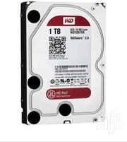 WD RED WD10EFRX 1 TB 3.5 Inches 6gb/S 64MB Internal Hard Drive Nas | Computer Hardware for sale in Nairobi, Imara Daima