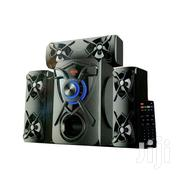 Solarmax SM 63A _3.1 Ch Subwoofer Multimedia Speaker System   Audio & Music Equipment for sale in Mombasa, Majengo