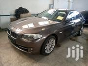 BMW 520i 2013 Brown | Cars for sale in Mombasa, Ziwa La Ng'Ombe