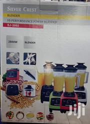 2800w Silver Crest Commercial Blender,Free Delivery Cbd | Restaurant & Catering Equipment for sale in Nairobi, Nairobi Central