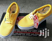 Vans Authentic [Vibrant Yellow/True White] | Shoes for sale in Nairobi, Nairobi Central