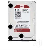 WD Red WD40EFRX 4TB SATA 6gbps Buffer 64MB Intellipower HDD For NAS | Computer Hardware for sale in Nairobi, Imara Daima