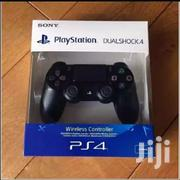 Official Sony Playstation 4 Dualshock 4 Black V2 Controller NEW & SEAL | Accessories & Supplies for Electronics for sale in Nairobi, Nairobi Central
