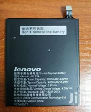 4000mah BL234 Battery For Lenovo A5000 Vibe P1m P1MA40 Battery | Accessories for Mobile Phones & Tablets for sale in Nairobi, Nairobi Central