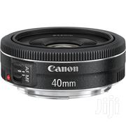 Canon EF 40mm F/2.8 STM Lens | Accessories & Supplies for Electronics for sale in Homa Bay, Mfangano Island
