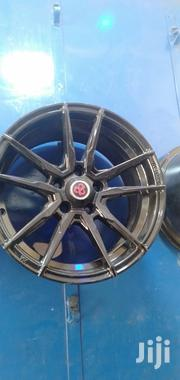 Black Allion Sports Rims Size 15set | Vehicle Parts & Accessories for sale in Nairobi, Nairobi Central