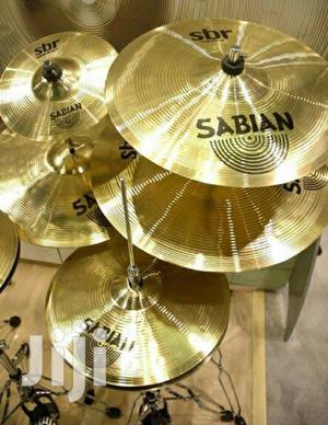 Sabian Drumset Cymbals/ Matching Drum Cymbals