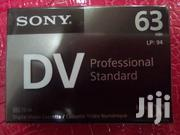 Sony Mini Dv Black 63min | Photo & Video Cameras for sale in Nairobi, Nairobi Central