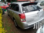 New Toyota Fielder 2013 Silver | Cars for sale in Nairobi, Kileleshwa
