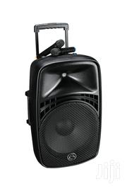 "Wharfedale Pro EZ-12A 12"" Bluetooth UHF Portable PA System 