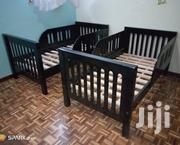 Kids Bed With Double Safety Rail | Children's Furniture for sale in Nairobi, Ngando