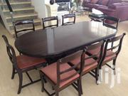 Mahogany Dining Table | Furniture for sale in Nairobi, Kitisuru