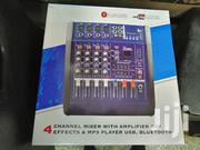 Omax 4 Channel Powered Mixer | Audio & Music Equipment for sale in Nairobi, Nairobi Central