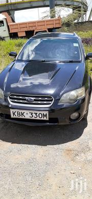 Subaru Outback 2003 2.5i Automatic Black | Cars for sale in Nairobi, Nairobi South