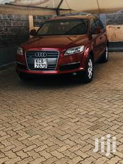Audi Q7 2008 3.6 Red | Cars for sale in Nairobi, Karen