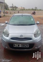 Nissan March 2012 Silver | Cars for sale in Nairobi, Nairobi Central