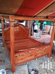 6 By 6 Poster Bed | Furniture for sale in Nairobi, Ngando