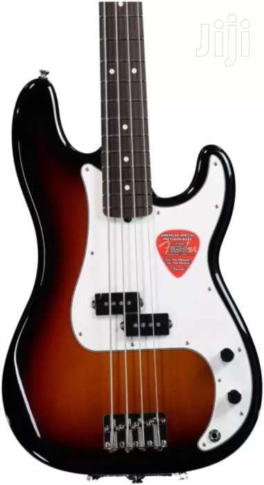 Archive: Fender P Bass American Special