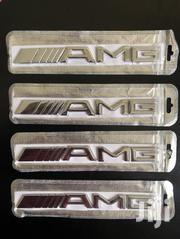 AMG LOGO Emblem Badge For Mercedes | Vehicle Parts & Accessories for sale in Nairobi, Nairobi Central