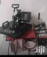 Combo Heatpress Machines Both 5 In 1and 8 In 1 | Printing Equipment for sale in Nairobi, Nairobi Central