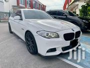 BMW 530i 2013 White | Cars for sale in Mombasa, Ziwa La Ng'Ombe