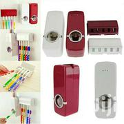 Toothbrush Holder And Toothpaste Dispenser | Home Accessories for sale in Mombasa, Bamburi