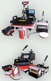 Multi-function Heat Press Sublimation Transfer Machine T-shirt Cup Cap   Printing Equipment for sale in Nairobi, Nairobi Central