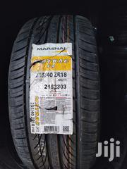 235/40r18 Marshal Tyre's Is Made in Korea   Vehicle Parts & Accessories for sale in Nairobi, Nairobi Central