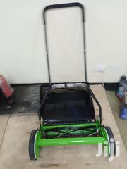 "Brand New 18"" Manual Lawn Mower. 