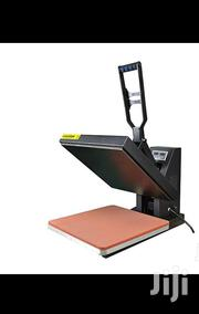 Flatbed Heat Press Machine 38cm By 38cm   Printing Equipment for sale in Nairobi, Nairobi Central