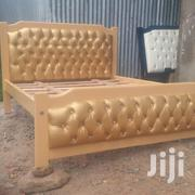 Peach Bright Ready 5 by 6 Bed | Furniture for sale in Kajiado, Ongata Rongai