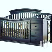 Baby Cot With Mattress Net Cot Bumper Chest Of Drawer | Children's Furniture for sale in Nairobi, Umoja II