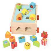 Fun Puzzle Car With Shapes | Toys for sale in Nairobi, Pangani